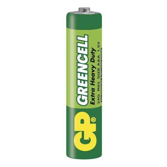 GP Greencell mikró elem R03 bliszteres/4 (B1211,GP24G-C4)