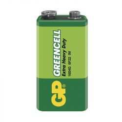 GP Greencell 9V elem fóliás/1db (B1250,GP1604G-S1)