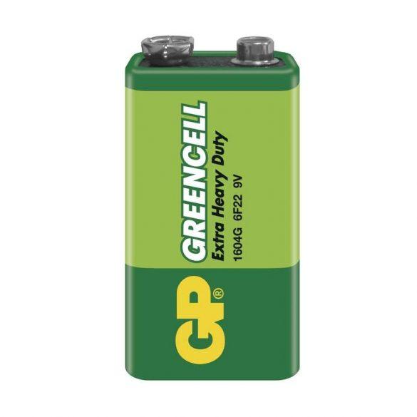 GP Greencell 9V elem fóliás/1db (B1250,GP1604G-S1)