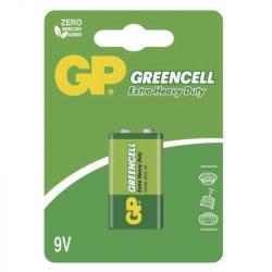 GP Greencell 9V elem bliszteres/1db (B1251,GP1604G-C1)