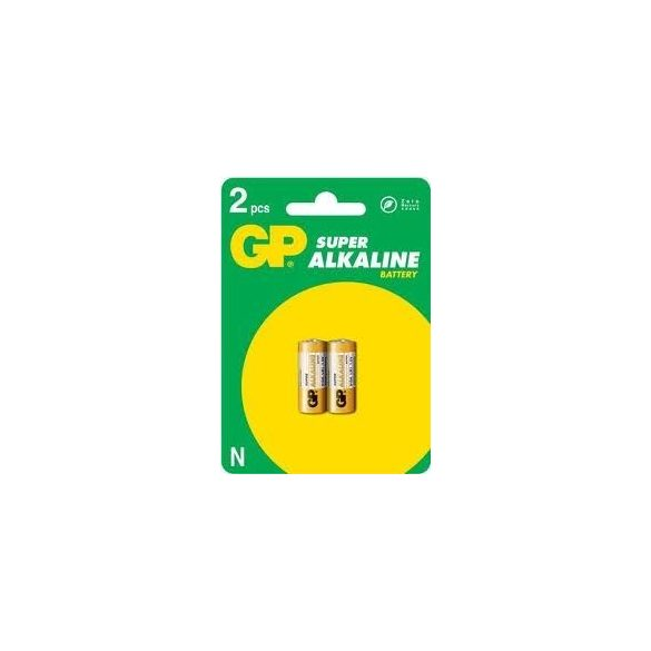 GP 910A Super alkáli elem (LR1,N) 1,5V bliszteres/2 B1305