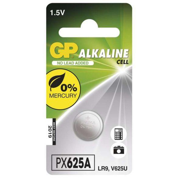 GP PX625A/MR44/LR9/ alkáli gombelem bliszteres/1 B1325