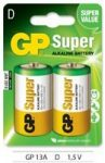 GP Super alkáli elem góliát D (LR20) bliszteres/2