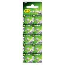 GP177A/AG4/LR626/LR66 alkáli gombelem bliszteres