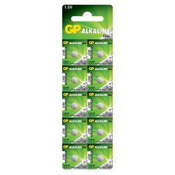 GP177A/AG4/LR626/LR66 alkáli gombelem bliszteres B1377