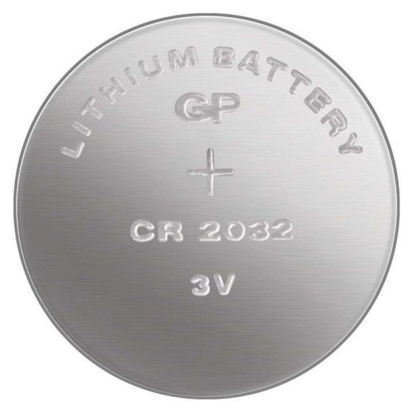 GP lithium gombelem CR2032- 3V bl/5 B1532