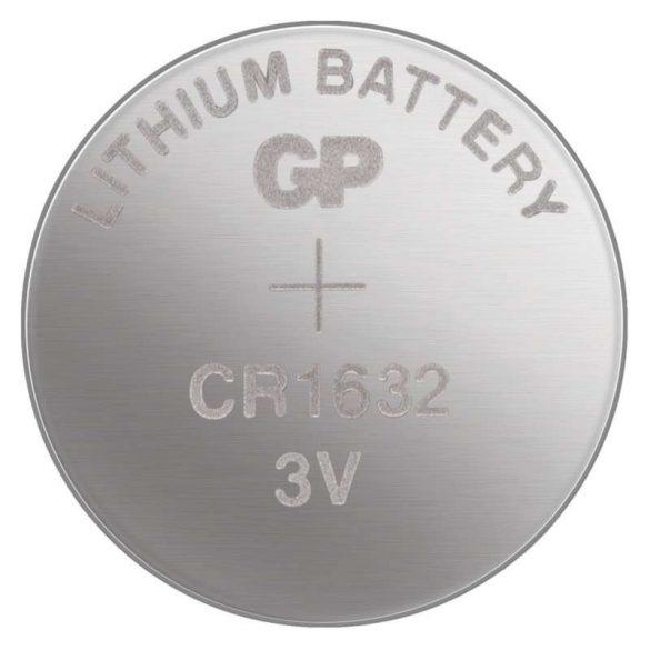 GP lithium gombelem CR1632 3V bl/5 B1595