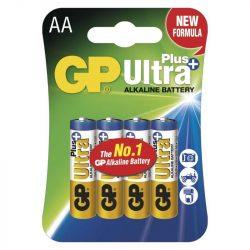 GP ULTRA PLUS ALKÁLI ELEM LR6 (AA) 4DB/BLISZTER B1721
