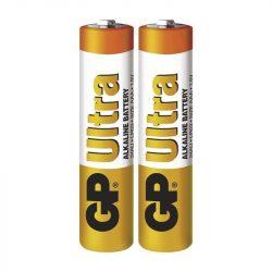 GP Ultra alkáli AAA mikró elem (LR03) fóliás/2 (B1910,GP24AU-S2)