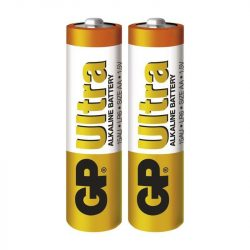GP Ultra alkáli AA ceruza elem (LR6) fóliás/2 B1920
