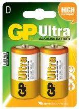 GP Ultra alkáli góliát elem (LR20) bliszteres/2