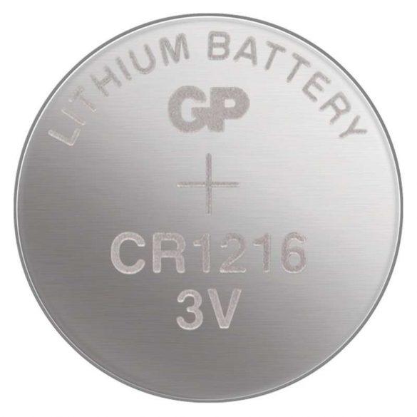 GP lithium gombelem CR1220- 3V bl/5 B1520