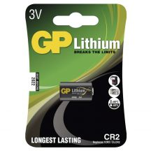 GP CR2 3V-os lithium fotó elem