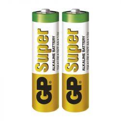 GP Super alkáli elem ceruza AA (LR6) fóliás/2 (B1320,GP15AEBC-2S2)