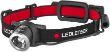 LED Lenser H8R tölthető fejlámpa 600 lumen