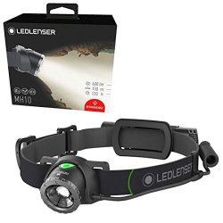LED Lenser MH10 tölthető fejlámpa 1x18650