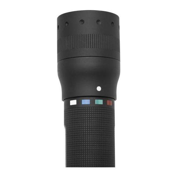 LED Lenser P7QC LED-es elemlámpa díszdobozban