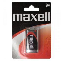 Maxell 9V féltartós elem (6F22) BL/1