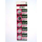Maxell CR1616 3V lithium elem bliszteres/5