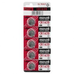 Maxell CR1620 3V lithium elem bl/5
