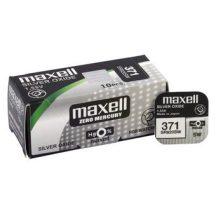 Maxell 371,370 ezüst oxid gombelem (SR920) 1,55V