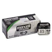 Maxell 373 ezüst oxid gombelem (SR916) 1,55V