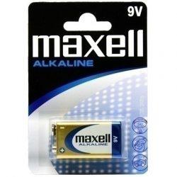 Maxell 9V-os alkáli elem (6LR61) bl/1