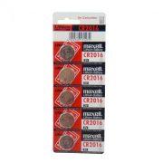 Maxell CR2016 3V lithium elem  bl/5