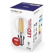 MODEE LED FILAMENT GLOBE MINI G45 4W E14 360° 2700K (400 LUMEN)