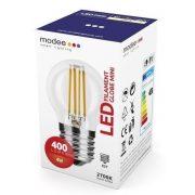 MODEE LED FILAMENT GLOBE MINI G45 4W E27 360° 2700K (400 LUMEN)