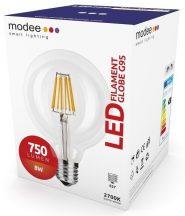 MODEE LED FILAMENT GLOBE G95 8W E27 360° 2700K (750 LUMEN)