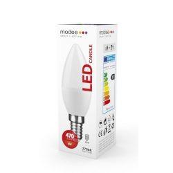 Modee LED Candle 6W E14 2700K 470 lumen