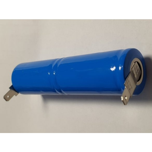 Akku vészvilágításhoz 2x1,2V SC H (2,4V 1500mAh) Ni-Cd 4,8mm saruval