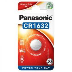 Panasonic CR1632 lithium elem 3V Bl/1