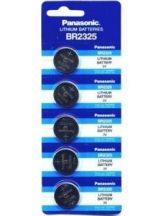 3V Panasonic lithium elem BR2325 bl/5
