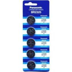 Panasonic BR2325 lithium elem 3V bl/5