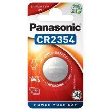 3V Panasonic lithium elem CR2354 bl/1