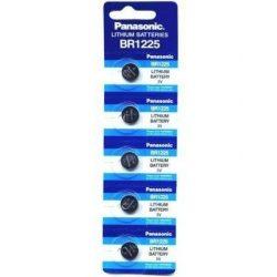 Panasonic BR1225 lithium elem 3V BL/5