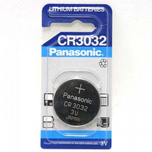 Panasonic CR3032 lithium elem 3V BL/1