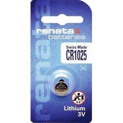 Renata CR1025 3V-os lithium elem bl/1