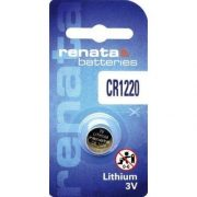 Renata CR1220 3V-os lithium elem bl/1