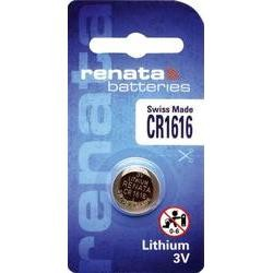 Renata CR1616 3V-os lithium elem bl/1