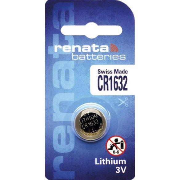 Renata CR1632 3V-os lithium elem bl/1