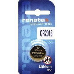 Renata CR2016 3V-os lithium elem bl/1