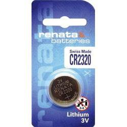 Renata CR2320 3V-os lithium elem bl/1