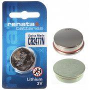 Renata CR2477N 3V-os lithium elem BL/1