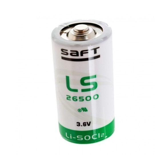 SAFT lithium elem 3,6V C (baby) 3,6V LS26500