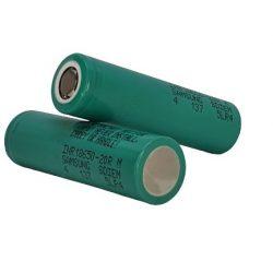 SAMSUNG 18650-20R Li-ion 3,7V  ipari akku 2000 mAh 20A