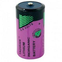 "Tadiran SL2780 3,6V-os góliát""D"" lithium elem  60,1x32,4mm"