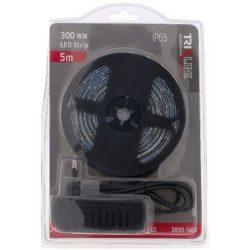 TRIXLINE 300 WW (meleg fehér) LED szalag 2835 SMD 5 méter szett (öntapadós)TR645